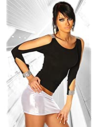 Somnia Luna Women's T-Shirt Black Black