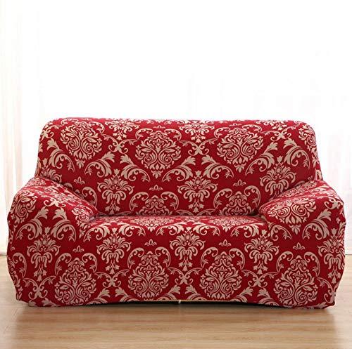YJRXSS Sofa-Überwürfe Sofa Abdeckung Sofabezug Protector Stretch Hussen Für Sessel Sofabezüge Für Wohnzimmer Sofa Hussen Günstige Couch Abdeckung, Kreative Muster