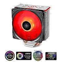 DEEP COOL GAMMAXX GT, Soket Intel ve AMD, 120x120x25mm RGB Led Fan İşlemci Soğutucusu