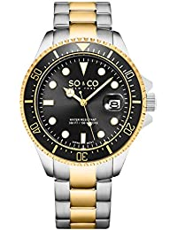 Reloj SO & CO New York para Hombre 5347.3