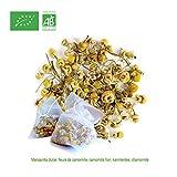 FRISAFRAN - Kamillen blütentee aus biologischem Anbau - (30 Teebeutel - 45Gr)