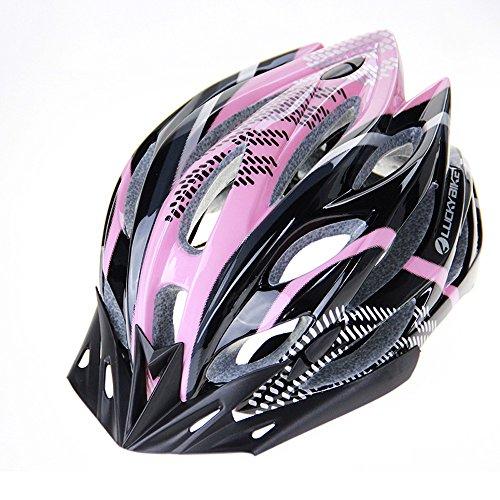 Schuhe Kleinkind Sattel (Ultra Light Weight - Spezialisierte Fahrradhelm, verstellbarer Sport Radsporthelm Fahrrad Fahrradhelme für Road & Mountain Biking, Motorrad für Erwachsene Männer & Frauen, Jugend - Rennen, Sicherheitsschutz ( Color : Pink)