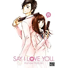 Say I Love You. T15