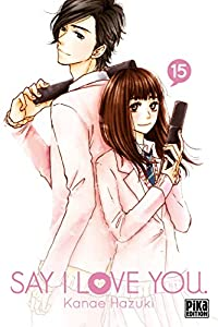 Say I Love You Edition simple Tome 15