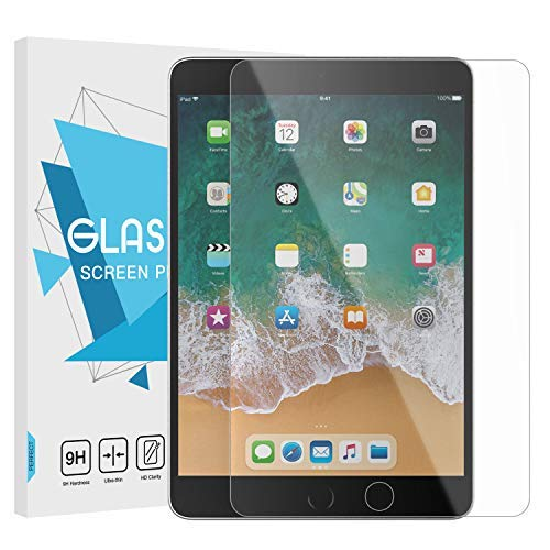 TiMOVO iPad Mini 3 Panzerglas Schutzfolie, Anti-Scratch 9H Härte Folie Displayschutz Premium HD Klar Screen Protector Film für Apple iPad Mini 3/2 / 1 7.9 Inch - Transparent