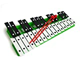 Pro Kussion Xylophone chromatique 27 clefs vert