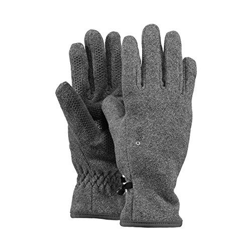 Barts Jungen Handschuhe Grau (Grau) 5
