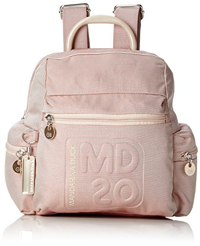mandarina-duck-md20-tracolla-sac-a-main-porte-au-dos-pour-femme-rose-pink-misty-rose