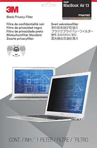 3M Privacy Filter for Apple MacBook Air - 13 Inch (PFMA13 )