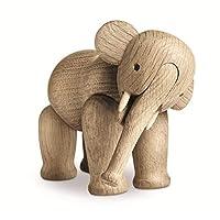 Kay Bojesen Wooden Figurine, Wood, brown, 16.6x 12.3cm