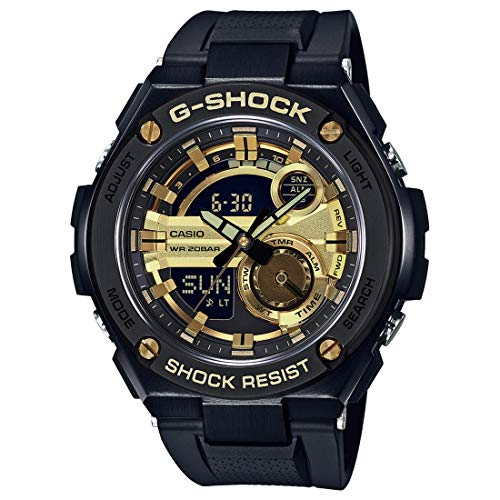 Casio GST-210B-1A9DR (G694)  Analog-Digital Watch For Unisex