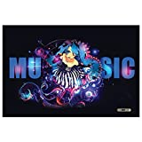 Music 5 Wall Poster (300gsm Art paper, 12x18 inches) - WPFK075