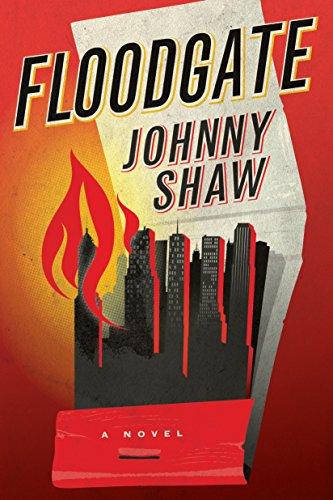 Buchseite und Rezensionen zu 'Floodgate' von Johnny Shaw