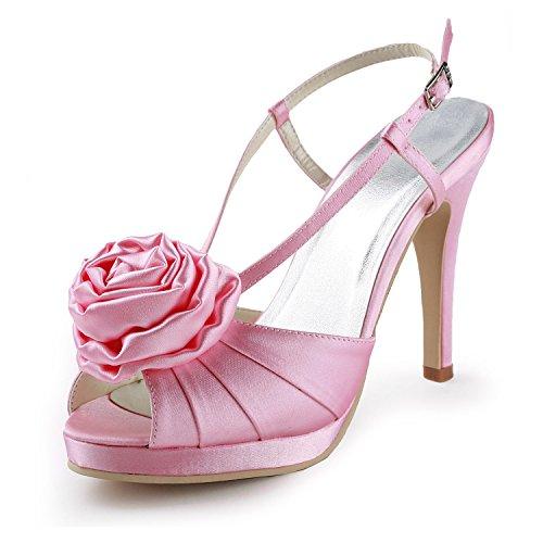 Minitoo , Escarpins pour femme Pink-10cm Heel