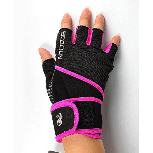 Iwish Womens Mens – Weight Lifting Gloves