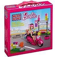 Mega Bloks Barbie Build N Play Scooter