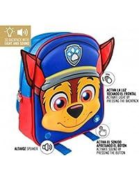 Preisvergleich für Cerdá La Patrulla Canina Kinder-Rucksack, 32 cm, Blau (Azul)
