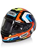 Shoei X-Spirit 3 Brink Motorcycle Helmet L Red (TC-1)