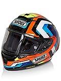 Shoei X-Spirit 3 Brink Motorcycle Helmet M Red (TC-1)