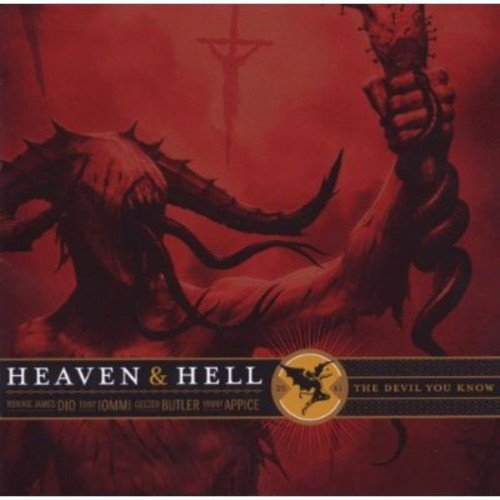Heaven & Hell: The Devil You Know (Audio CD)