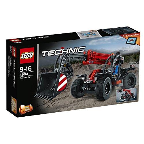 Lego - 42061 - Technic - Ruspa telescopica