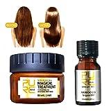 99AMZ Magical Treatment Mask Repairs Damage Restore Soft Hair...
