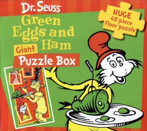 (Green Eggs & Ham: 48 Pieces Floor)