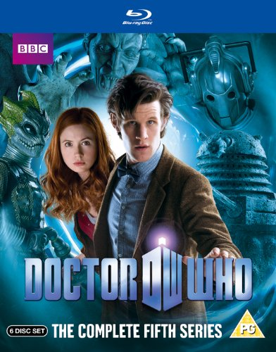Cover of Doctor Who: Season 5