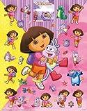 Dora the Explorer Scrapbook Stickers Sheet