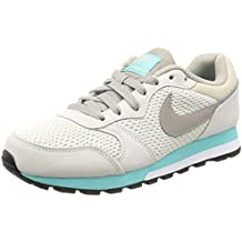 huge selection of e1ac0 8b5e5 Amazon.es: nike md runner 2 mujer - Gris