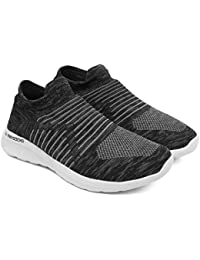 ASIAN Airsocks Men's Knitted Socks Sneakers,Ultra-Lightweight, Breathable, Walking, Running, Casual Athleisure Knitted Sock Shoes (Without Laces)