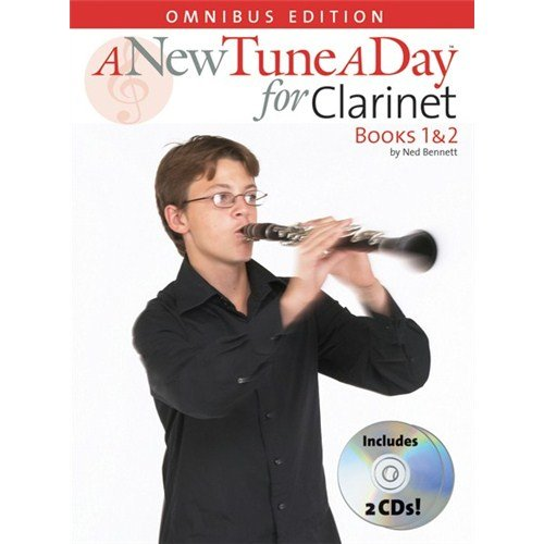 a-new-tune-a-day-clarinet-books-1-and-2-partitions-cd-pour-clarinette
