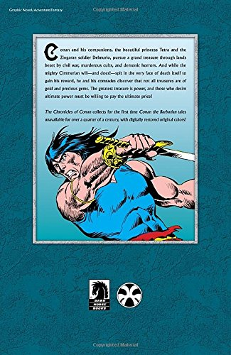 The Chronicles of Conan Volume 23: Well of Souls and Other Stories (Chronicles of Conan (Graphic Novels))
