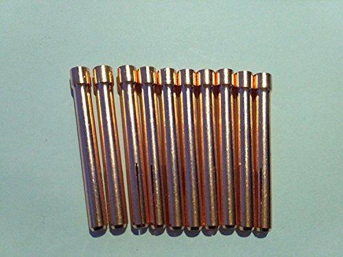 10x Spannhülse 2,4mm-10N24 WIG/TIG 17/18/26