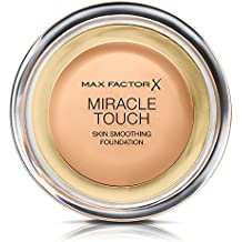 Max factor - Miracle touch foundation, base de maquillaje, color 75 dorado (12 ml)