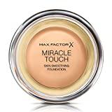 Max Factor Fond de teint Miracle Touch 75 Golden 12 ml