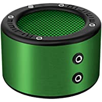 MINIRIG MINI Portable Rechargeable Bluetooth Speaker - 30 Hour Battery - Premium Stereo Sound - Green