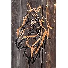Suchergebnis auf f r pferd edelrost for Gartendeko blechfiguren