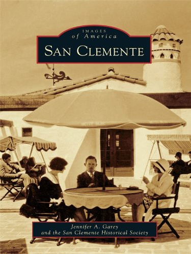 San Clemente (Images of America) (English Edition)
