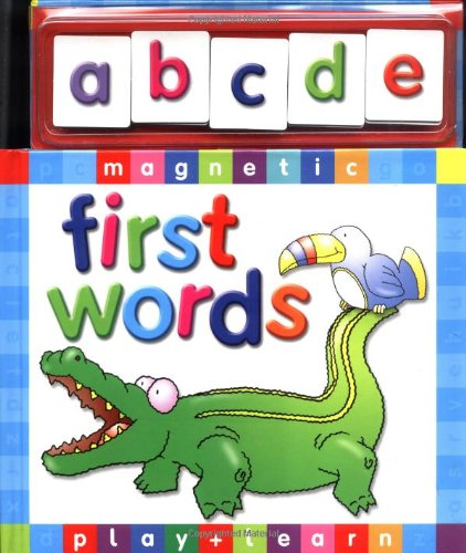 Play and Learn Magnetic (First Words)