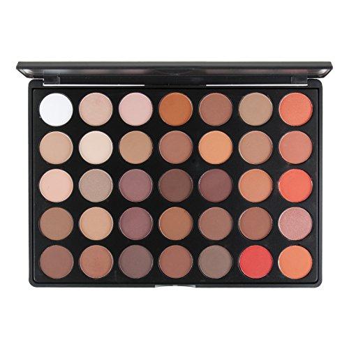 Blush Professional 35 Colour Natural Glow Matte Eyeshadow Palette