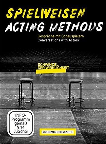 Spielweisen. Gespräche mit Schauspielern, 2 DVDs