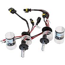 OSAN H7 35W Xenon HID Lámparas de bombillas de repuesto 6000K (Pack of 2)