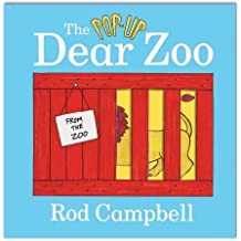 The Pop-Up Dear Zoo by Rod Campbell (2004-09-02)