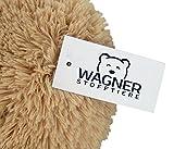 Wagner 9015 – Plüsch-Bär – 100cm – hellbraun - 5