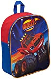 Children Kids Blaze & Monster Machines School Travel Shoulder Strap Bag with Monster Machine Design