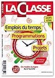 Emplois du temps & Programmations Cycles 2&3 - Edition 2019-2020