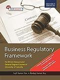 Business Regulatory Framework: For Calcutta University
