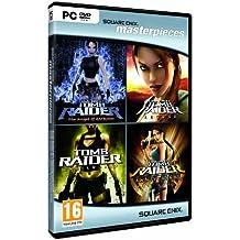 Tomb Raider Quadrilogy: Angel Of Darkness + Underworld + Legend + Anniversary [Bundle] [Importación Italiana]