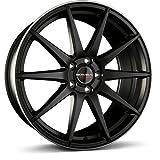 Borbet GTX black rim polished matt 9,5x19 ET40 5.00x112 Hub Bore 72.50 mm - Alu felgen